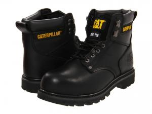 Imagem do Produto Bota Caterpillar 2nd Shift Steel Toe Preto