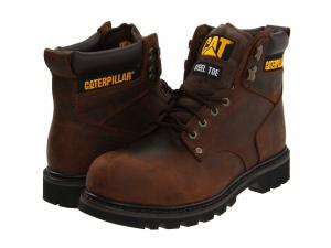 Imagem do Produto BOTA CATERPILLAR 2ND SHIFT STEEL TOE DARK BROWN