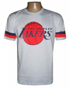 Imagem do Produto Camiseta Los Angeles Lakers Branca New