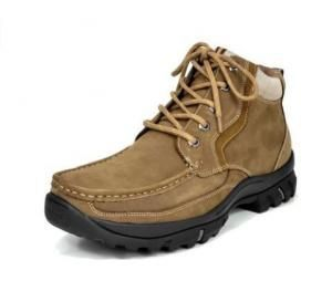 Imagem do Produto Bota Bruno Marc Men´s Genuine Leather Rubber Outsole Classic American 6´´ Work Boots